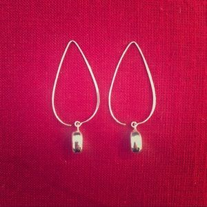 Silpada .925 Sterling Silver Drop Earrings